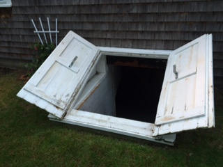 Cape Cod Bulkhead Doors