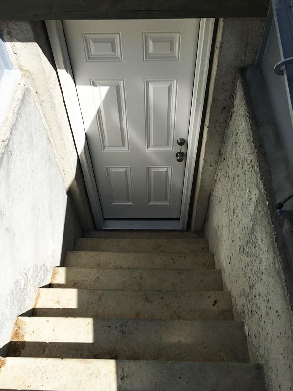 Interior Security Door